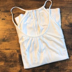 🌴 Lilly Pulitzer Good used condition Lacy tank, M